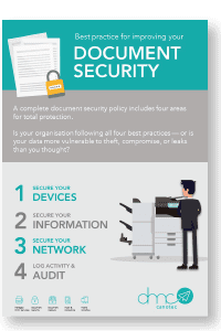 Best practice for improving your document security