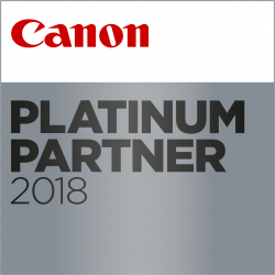 DMC Canotec an accredited Canon Platinum Partner