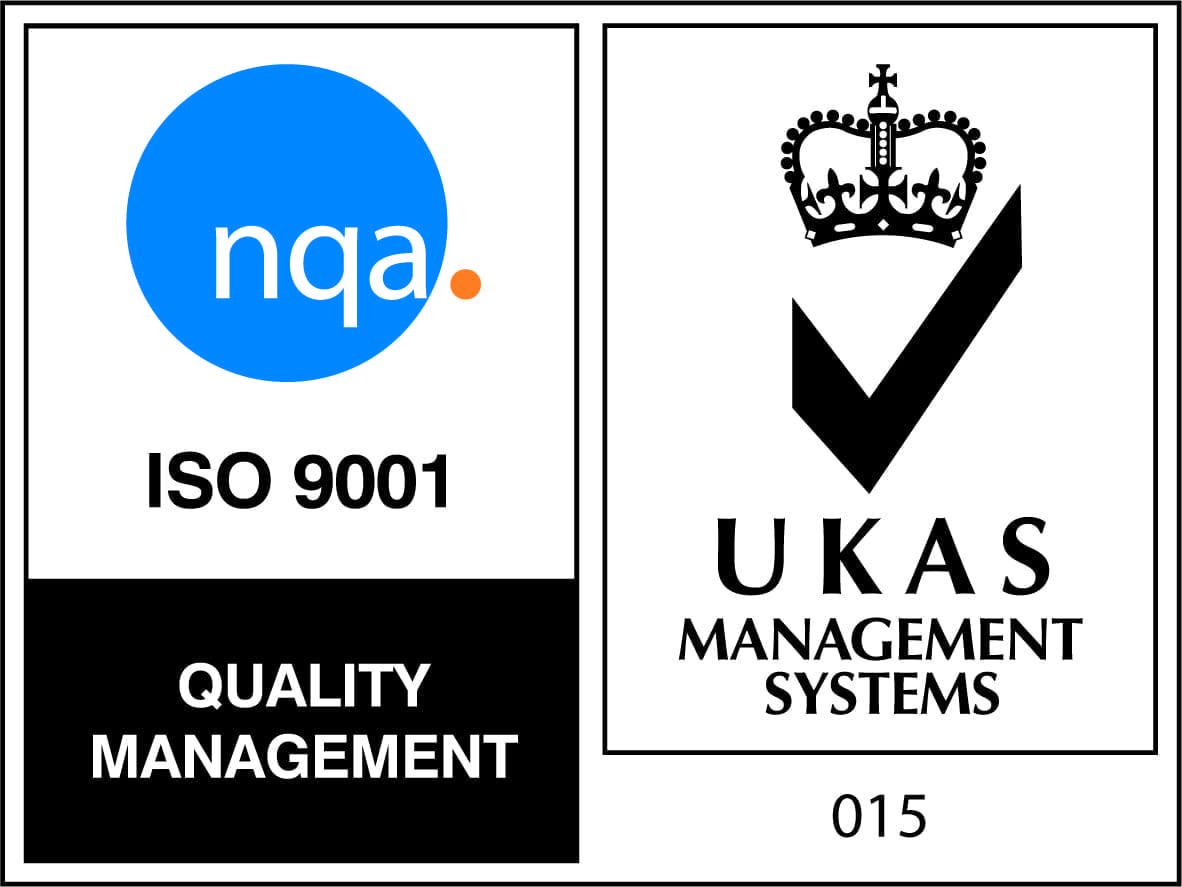 DMC Canotec achieves ISO 9001:2015 Certification
