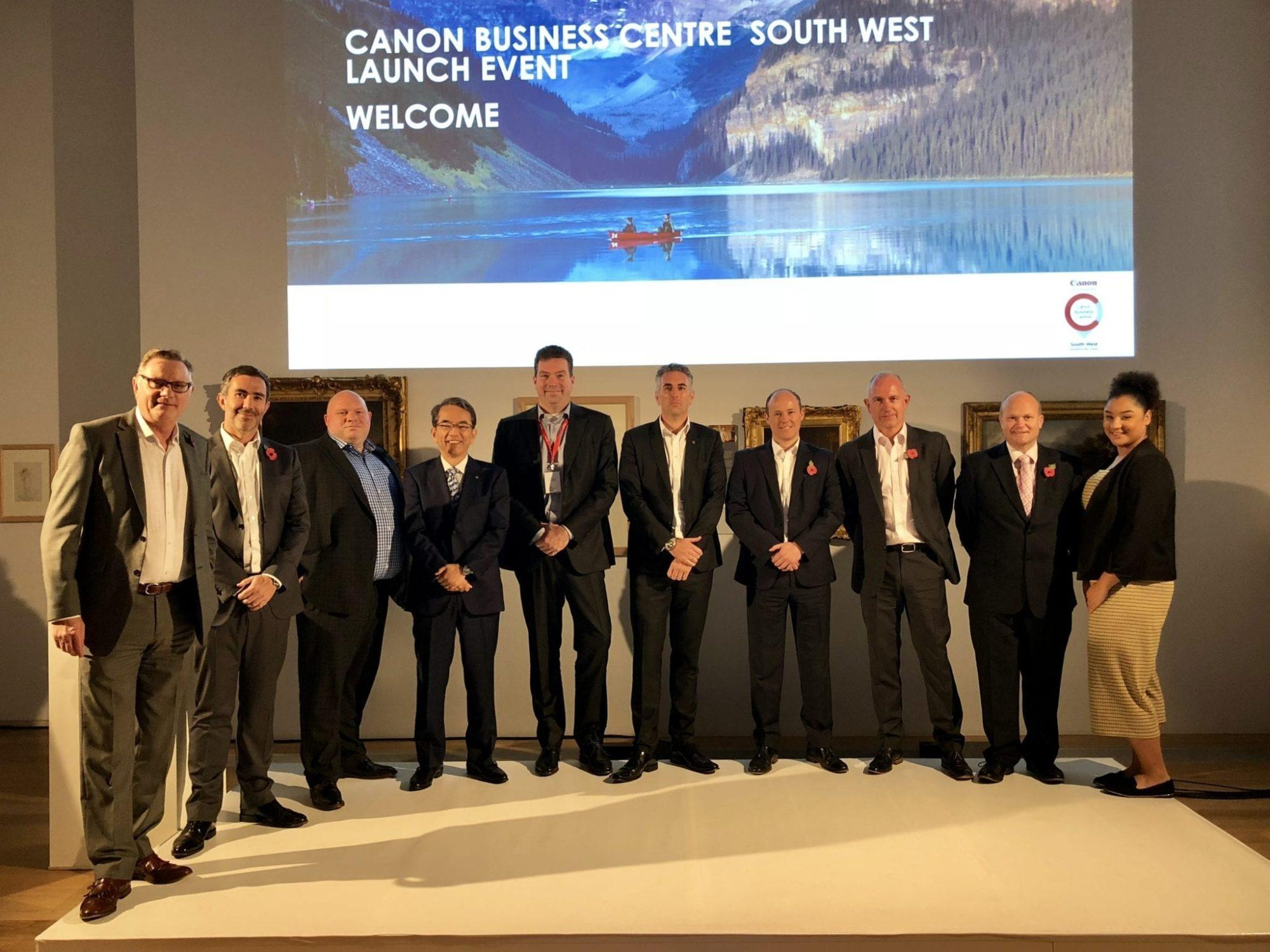 Canon Business Centre SW Launch Event