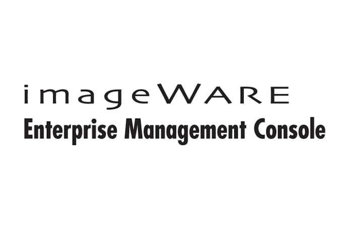 imageWARE Enterprise Management Console