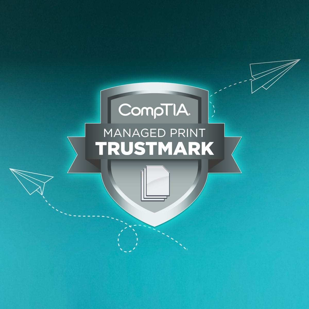DMC Canotec awarded CompTIA Managed Print Services Trustmark