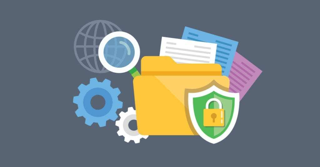 Protecting sensitive information in the workplace