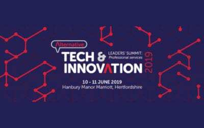 Alternative Tech & Innovation Leaders' Summit – 10 & 11 June 2019