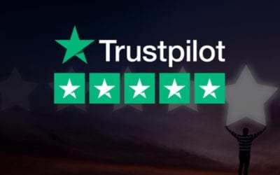 Leave us a Trustpilot review and enter our Prize Draw!