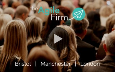 Watch the Agile Firm 2019 roundup video