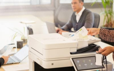 Drive your digital transformation journey with the Canon imageRUNNER ADVANCE DX series